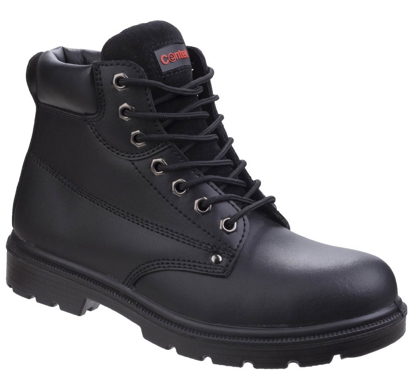 CE331 Safety Boot Black 12