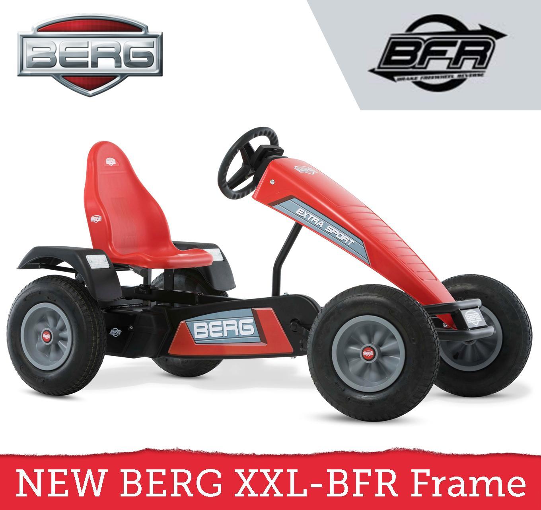 BERG Extra Sport Red XXL-BFR