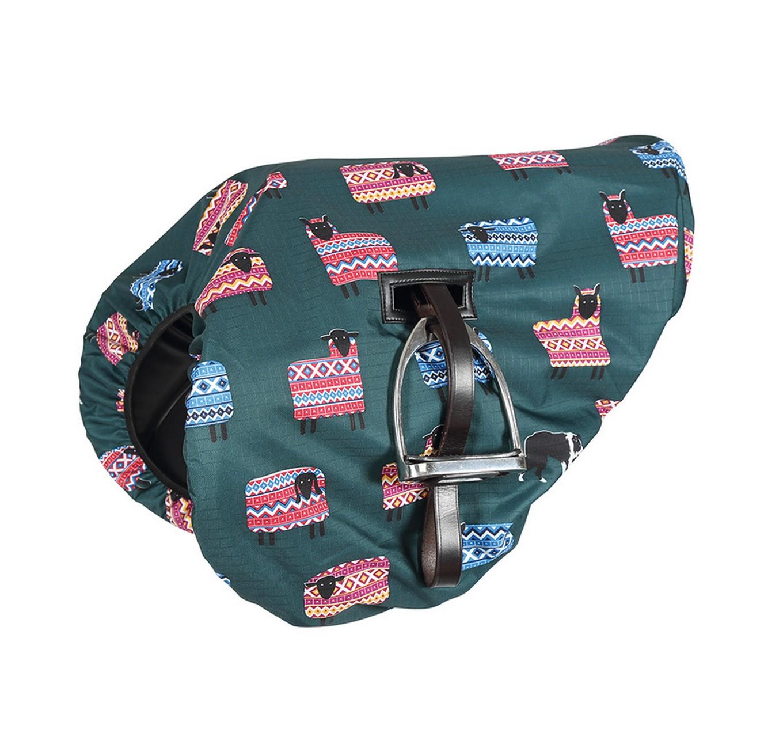 Waterproof Saddle Cover Sheep