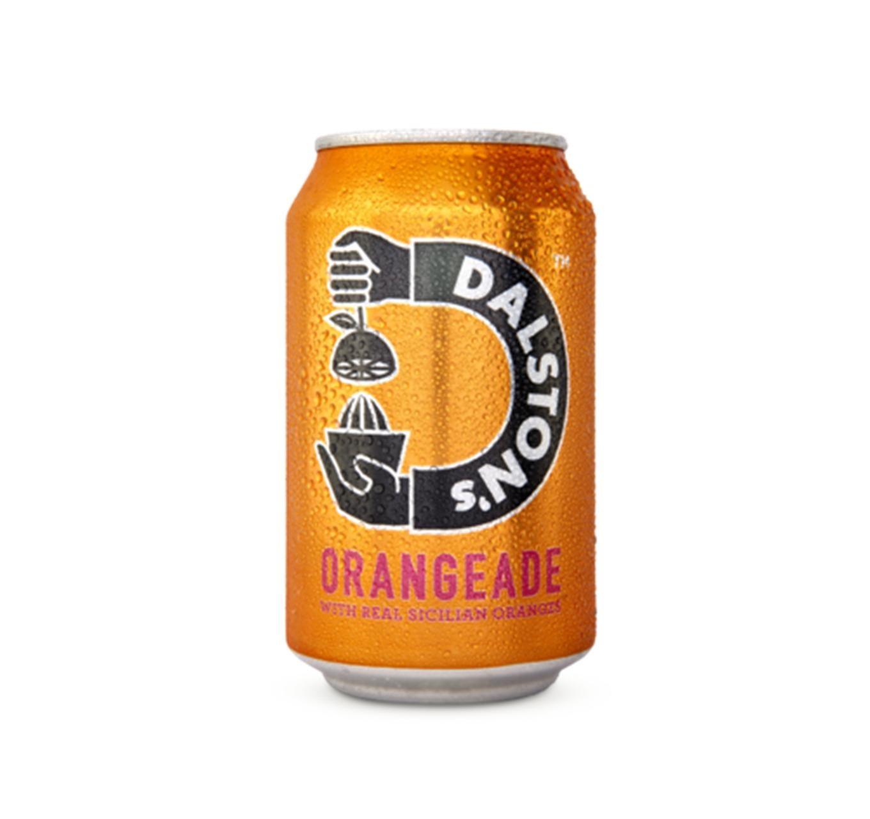 Dalston's Orangeade 330ml