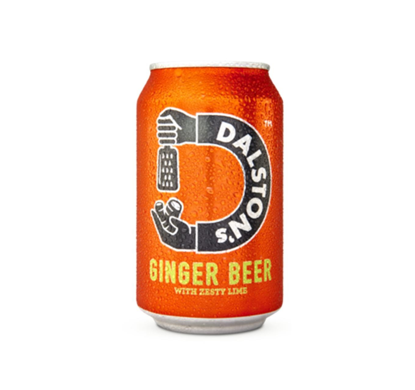 Dalston's Ginger Beer 330ml