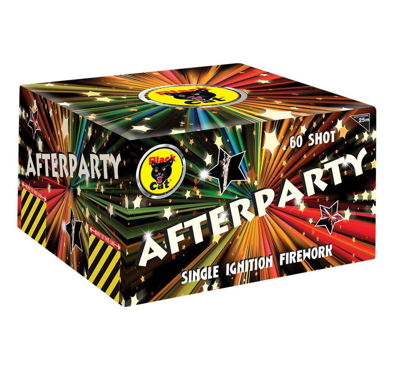 AFTER PARTY - 60 Shot