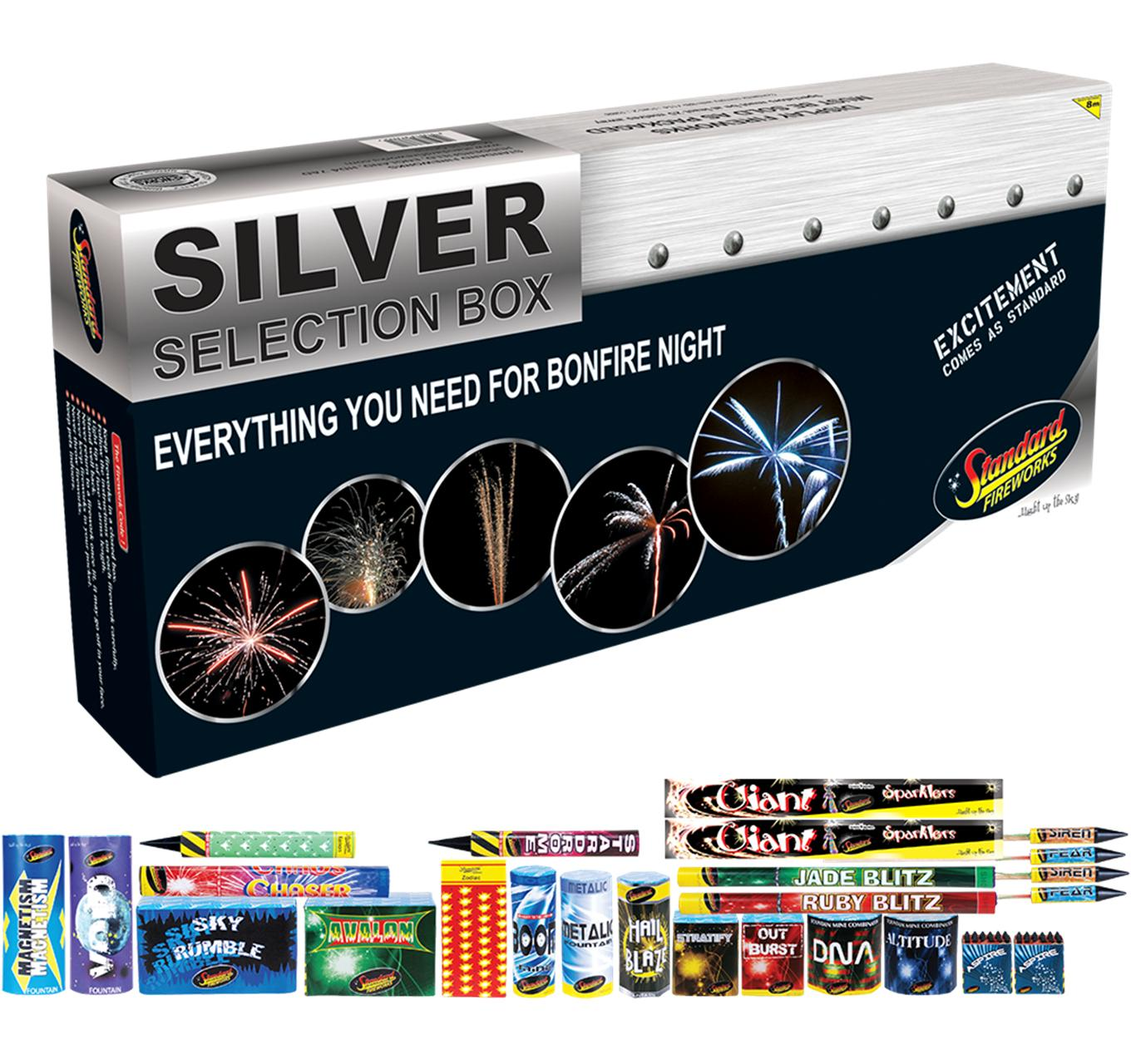 SILVER Selection Pack