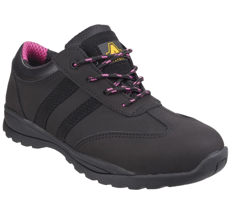 Sophie Safety Shoe Black 4