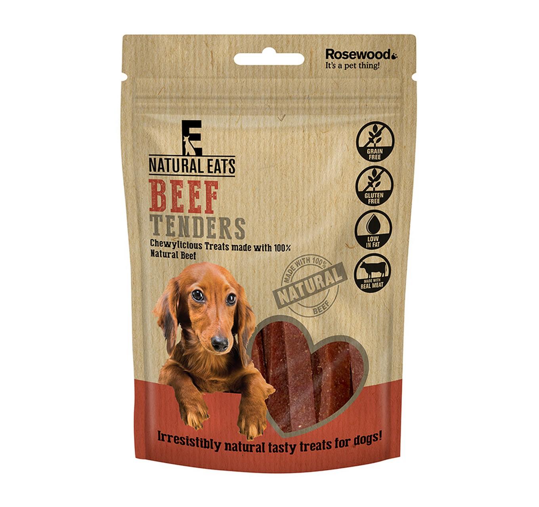 Beef Tender Strips 80g