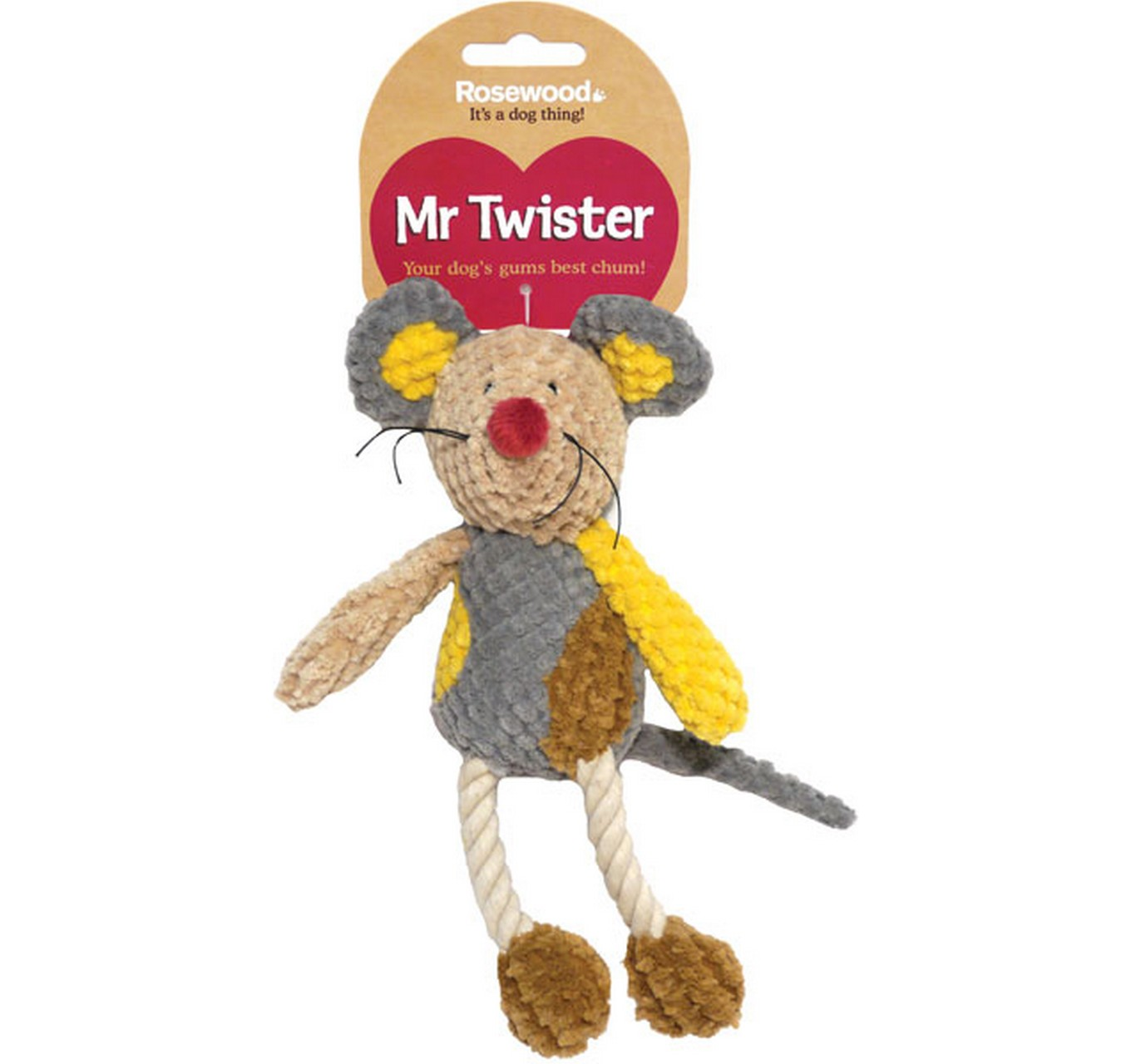 Mister Twister - Molly Mouse