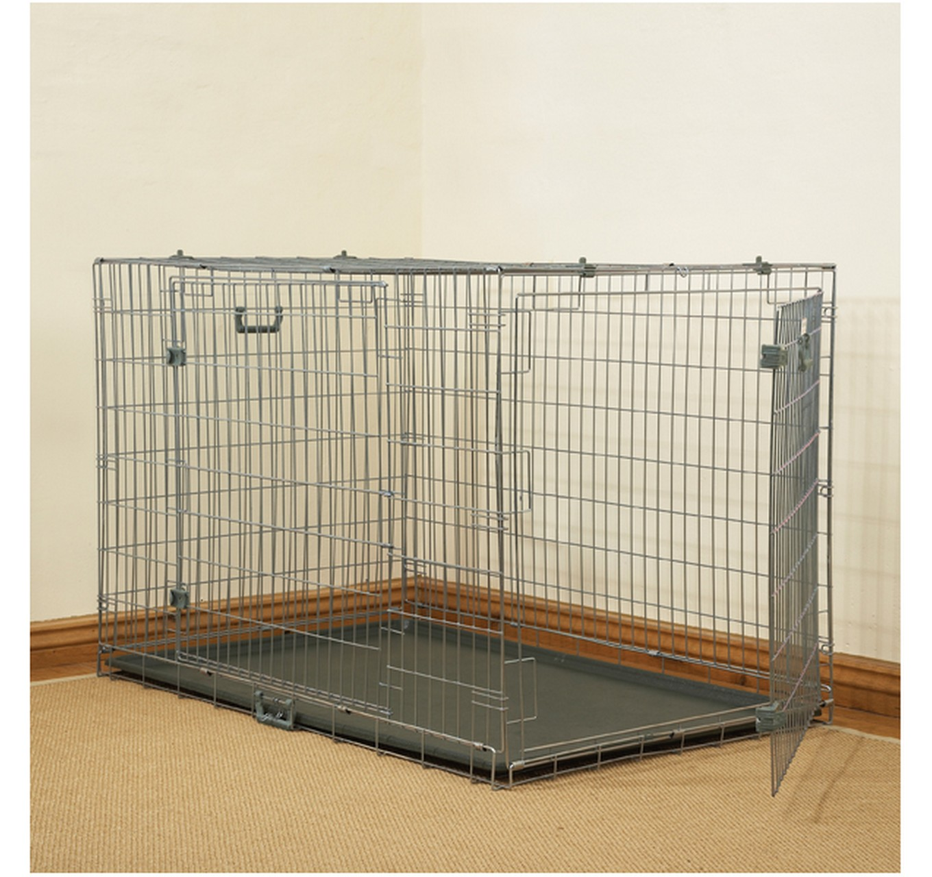 Options Dog Cage - 2 Door XL