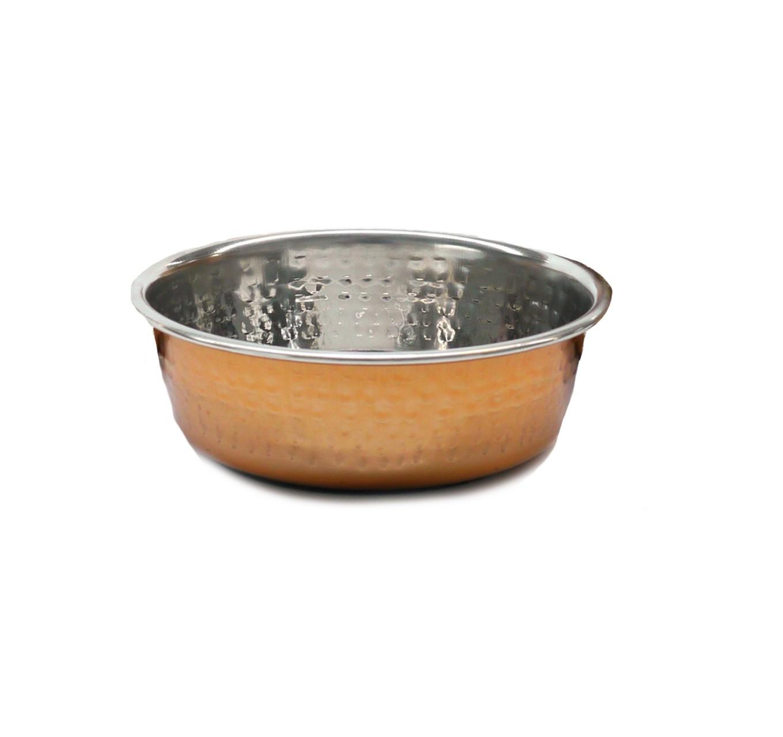 Hammered Copper Bowl 470ml