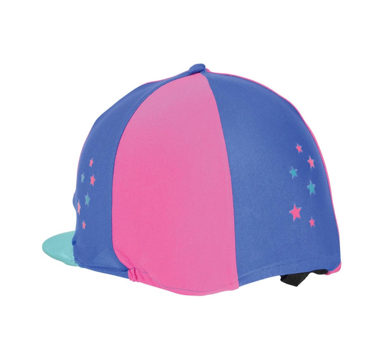 Zeddy 3 Tone Hat Silk Pink