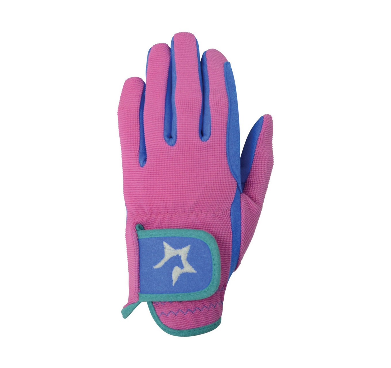 Zeddy Kids Gloves Pink S