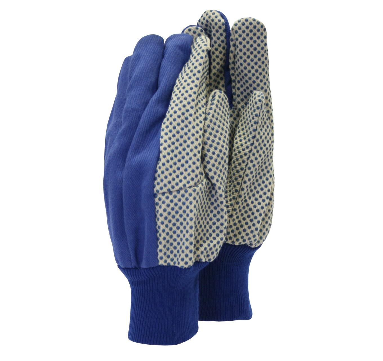 Canvas Grip Glove Large