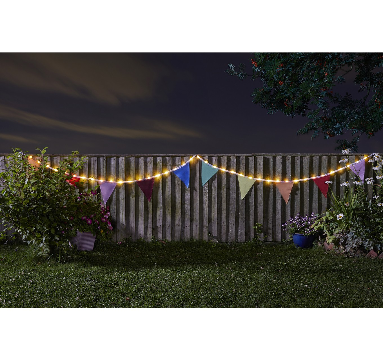 Bunting String Lights