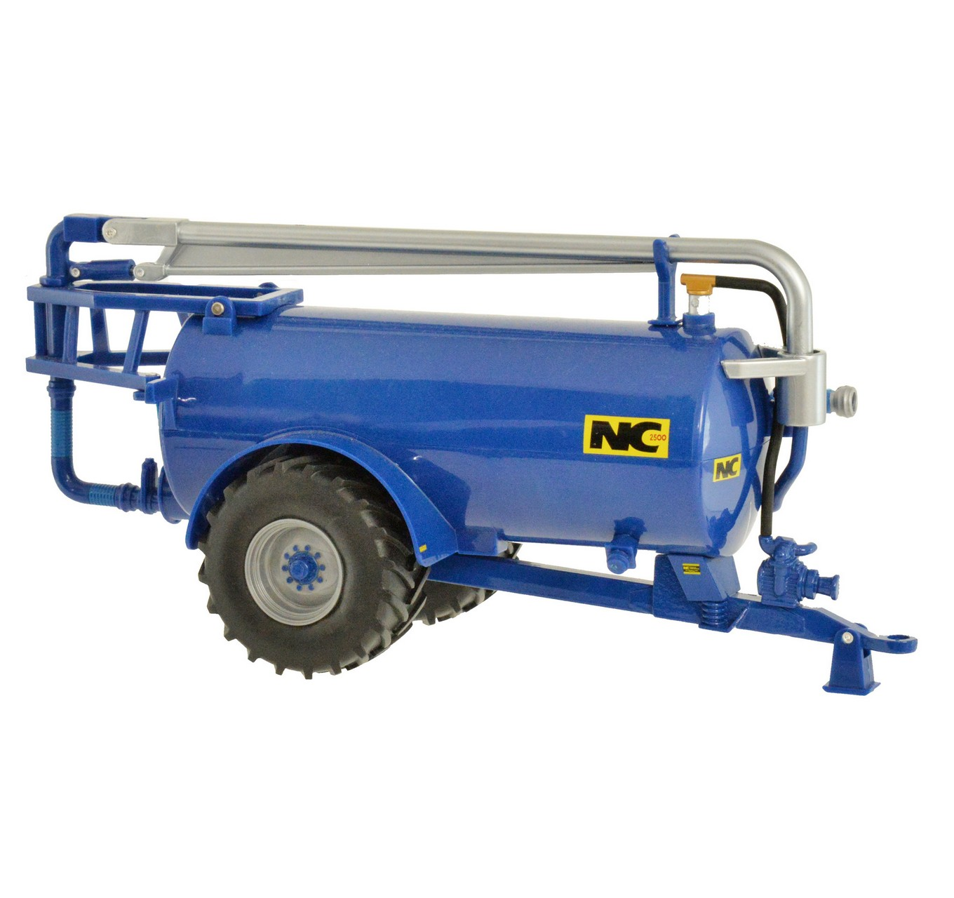 NC Slurry Tanker Blue Roadside