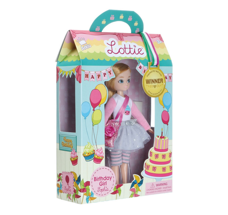 Birthday Girl Sophia Doll