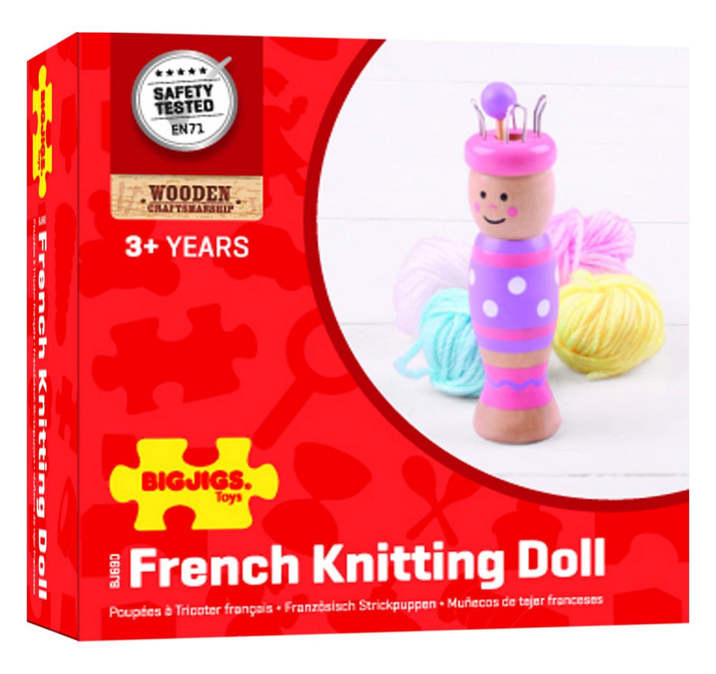 French Knitting Doll - Each