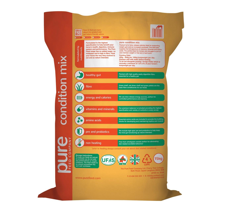 Pure Condition Mix 15kg