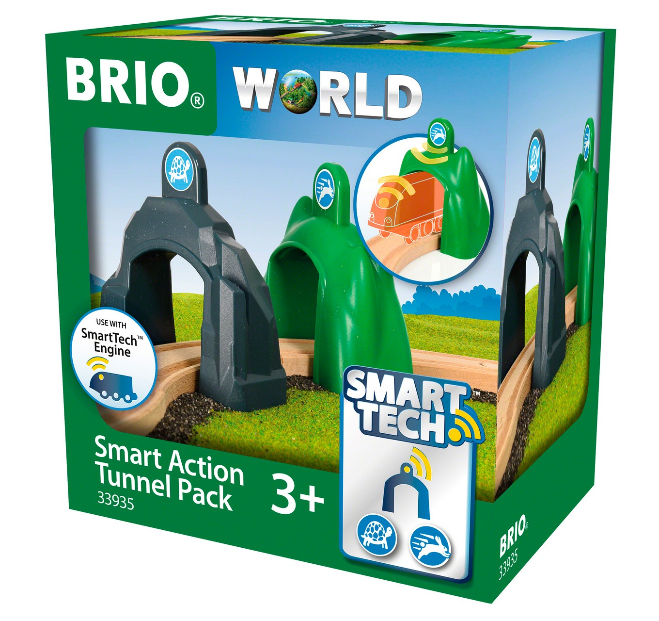 SMART TECH Action Tunnel Pack