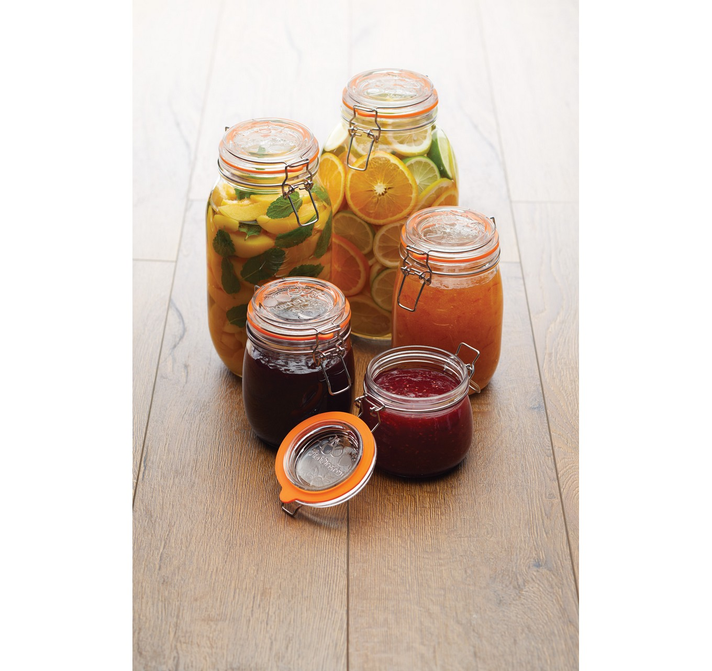 Glass Preserving Jar 1500ml