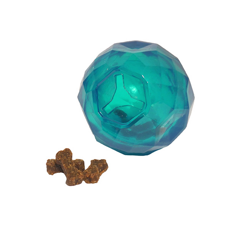 Biosafe Puppy Treat Ball- Blue