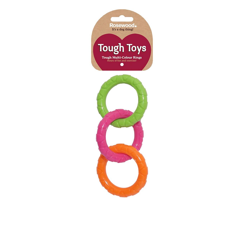 Tough Multi-Colour Rings (M)