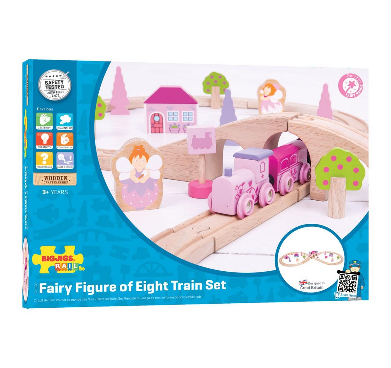 Fairy Figure of 8 Train Set