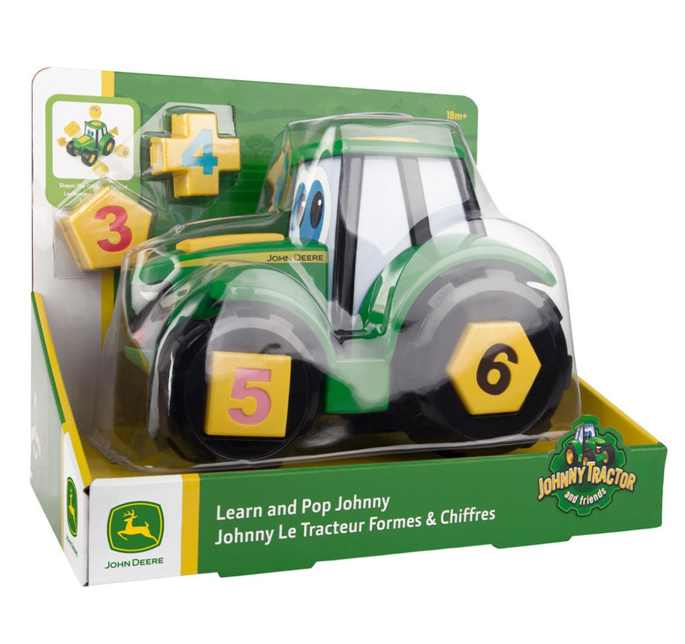 Learn N Pop Johnny Tractor