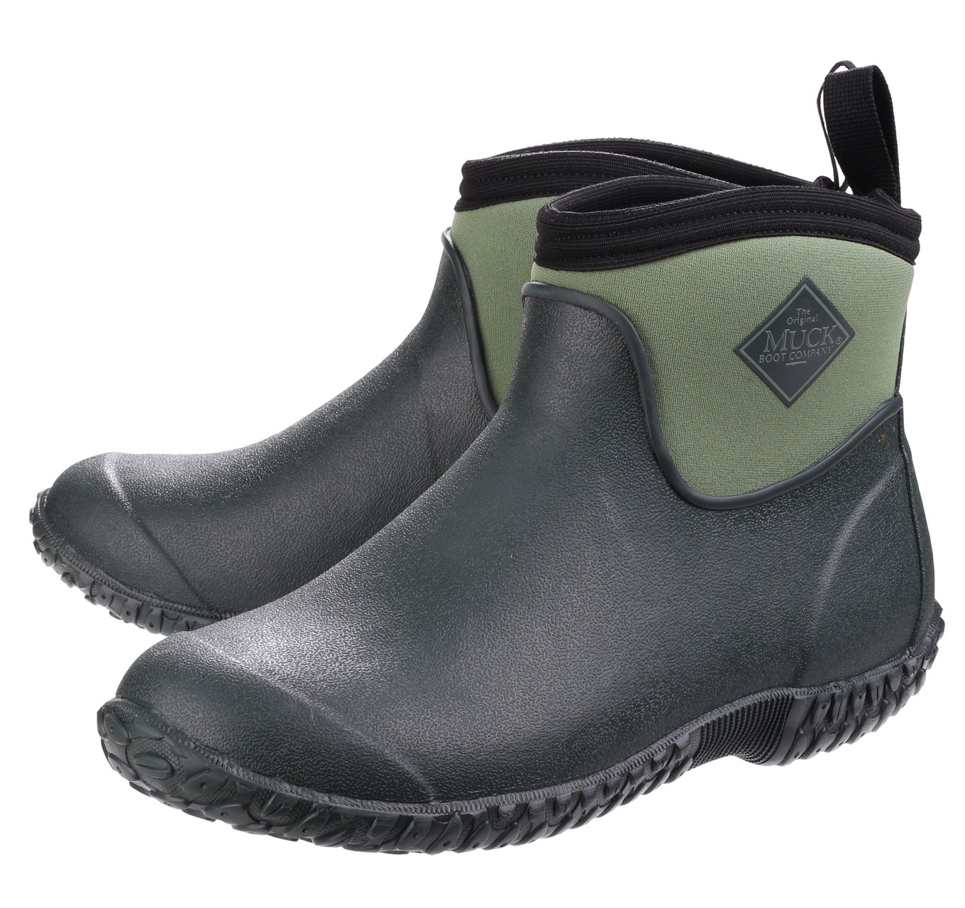 Muckster2 Ladies Ankle Green 5