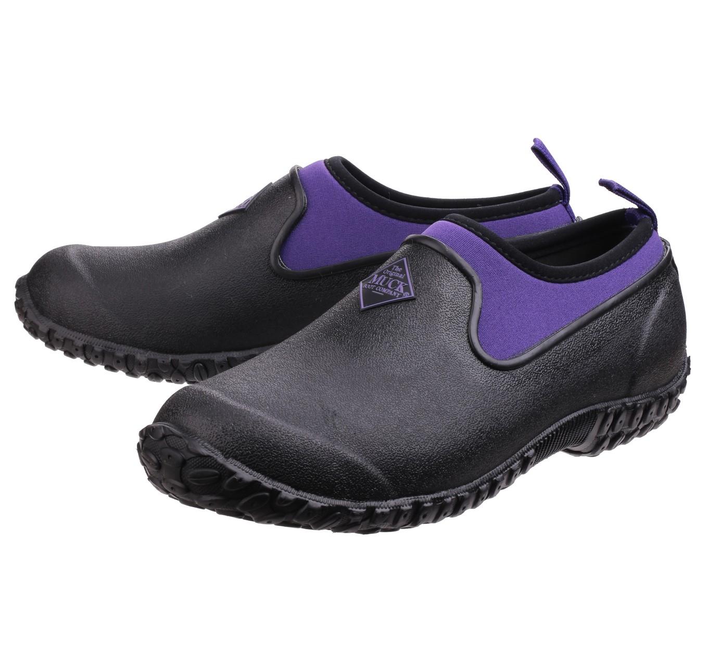 Muckster2 Ladies Low Purple 8