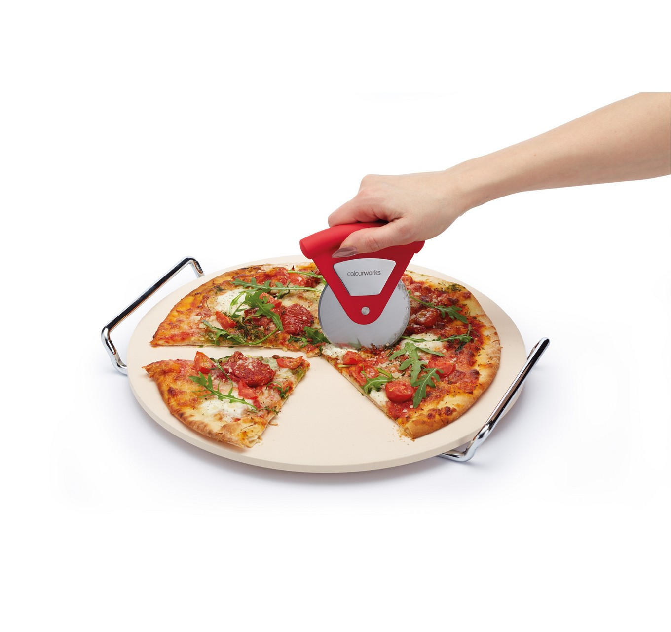 ColourWorks Pizza Cutters