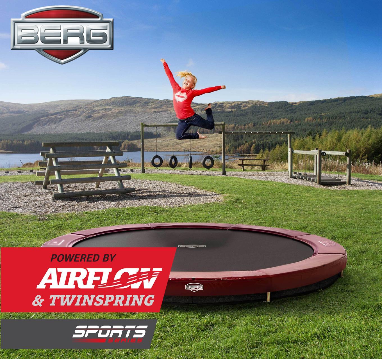 IG Elite Sport Red 380cm