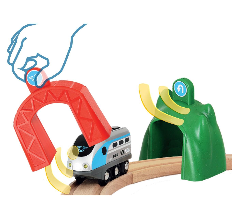 SMART TECH Engine + Tunnels