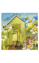Birthday - Garden Shed
