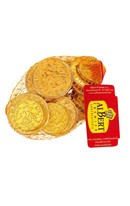 Milk Chocolate Coins 100g