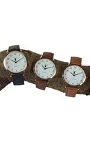 Monarch Stag Watch - Tan