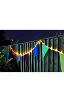 Bunting String Lights