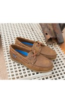 Deck II Mens Shoes Walnut 8