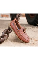 Deck Lady II Shoes Chestnut 9