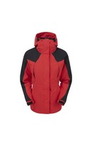 Munro Jacket Red/Black 10