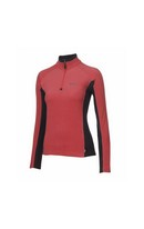 Micro Pulse Fleece Red 18