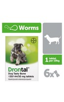 Drontal Tasty Bone Tablets