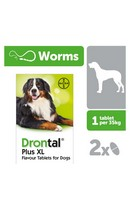 Drontal XL Flavour Tablet 2pk