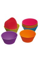 Silicone Cupcake Cases 12pk