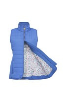 Derby Quilted Gilet Blue 10