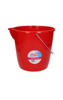Red Mop Bucket 12L