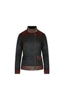 Roxy Fitted Jacket Contrast 12
