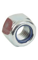Nylon Locking Nut M12 10pk
