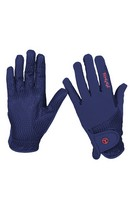 Budenny Riding Gloves Blue XS