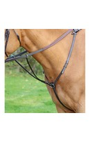 Hunt Breastplate Brown Cob