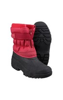 Chase Snow Boots Red 41